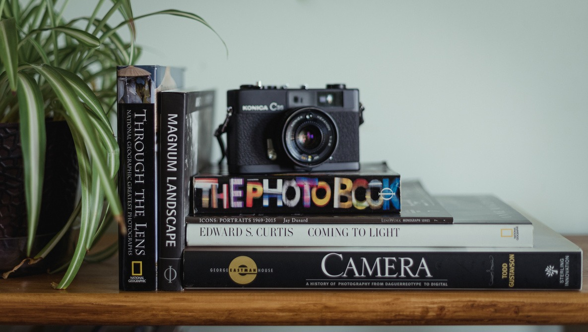 2019 Round-Up: The Year's Best Educational Photography Books