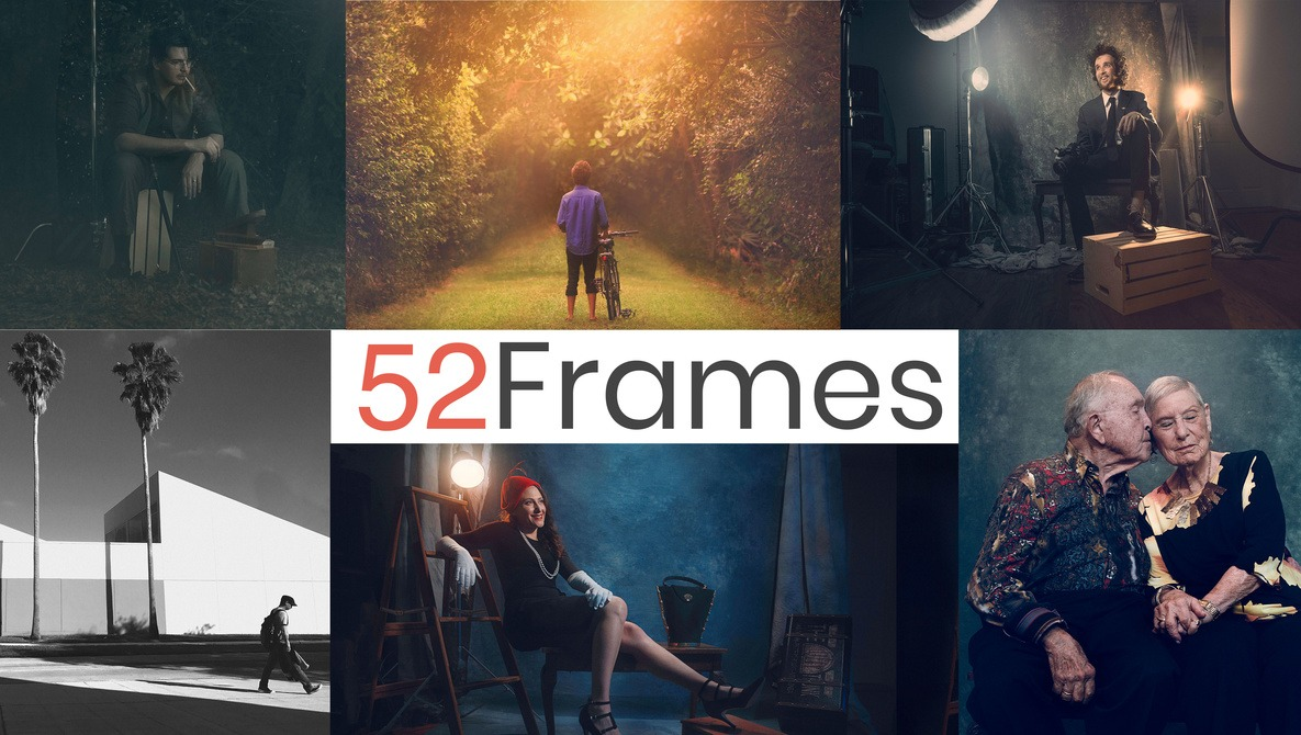 Looking to Take Your Photography Game to the Next Level in 2020? Join the 52 Frames Weekly Photo Challenge