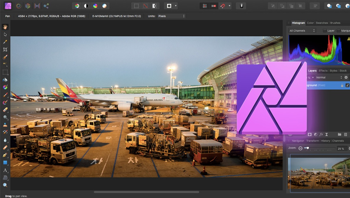 Revisiting Affinity Photo After a Few Years Away: Is It Ready for Prime Time?