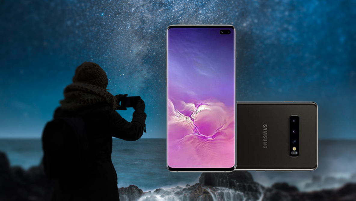 Samsung Is Making a Smartphone Camera That Should Make Astrophotographers Very Excited