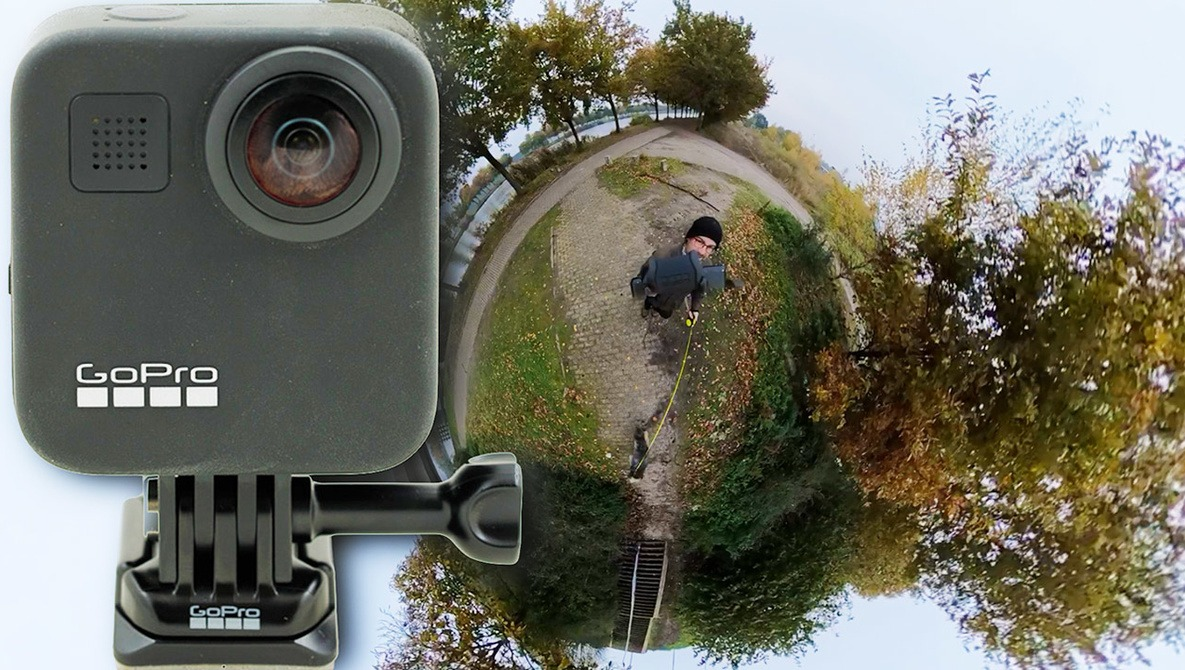 Fstoppers Reviews the GoPro MAX 360° Camera