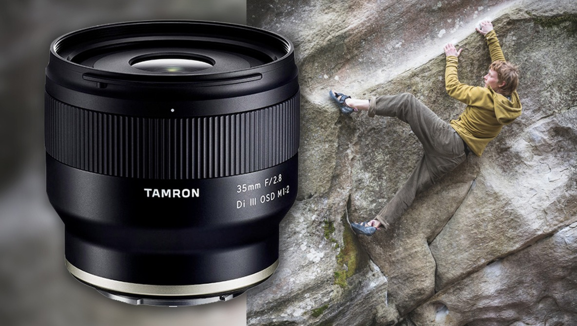 Fstoppers Reviews the Tamron 35mm f/2.8 Lens