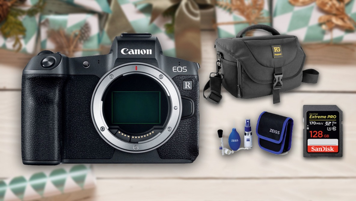 Fantastic Deals From B&H for Green Monday, With Camera Bundles up to $500 Off