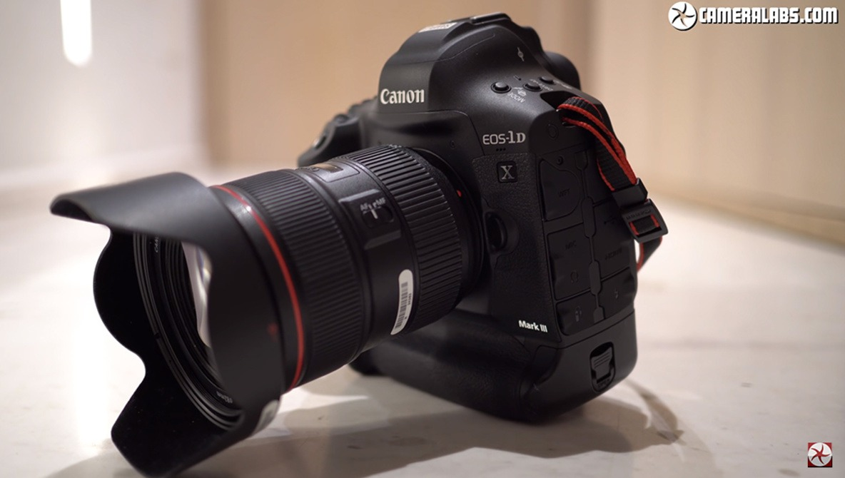 A Review of the New Canon 1D X Mark III | Fstoppers