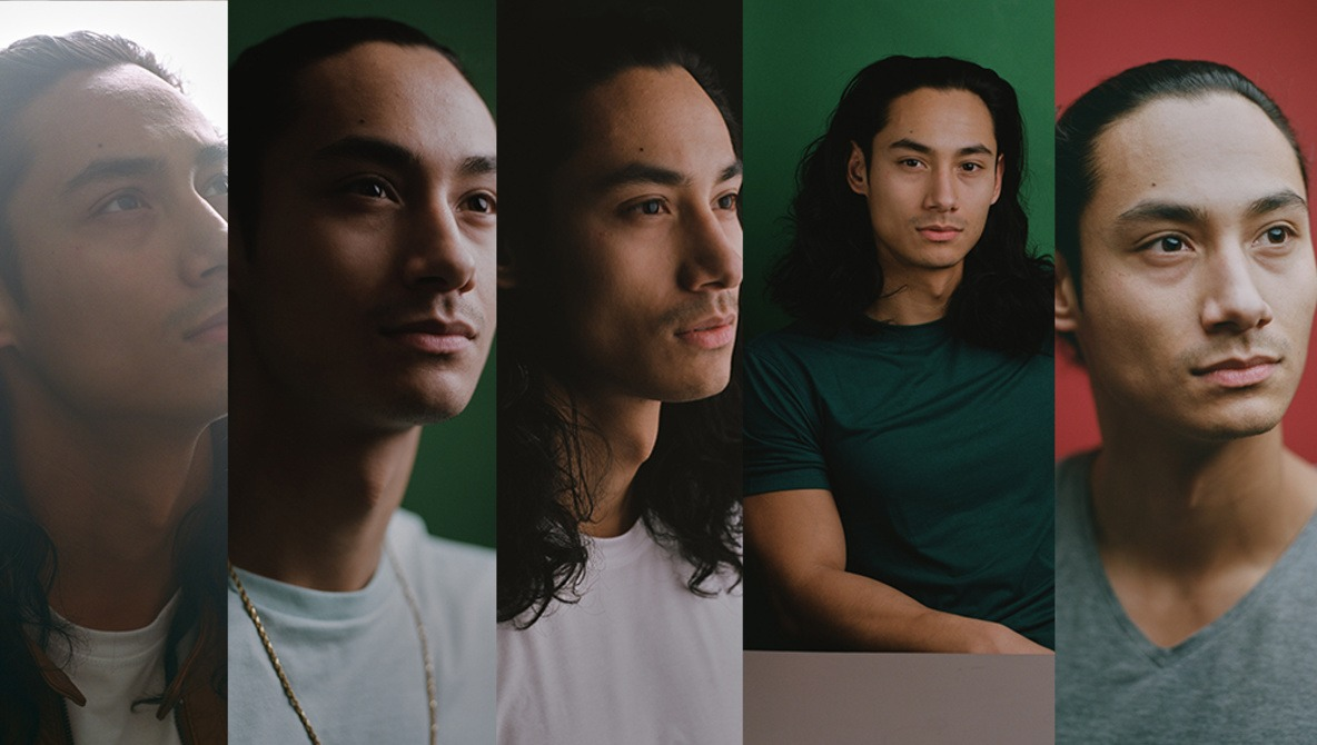How I Shot Five Looks With Just One Light and One Lens