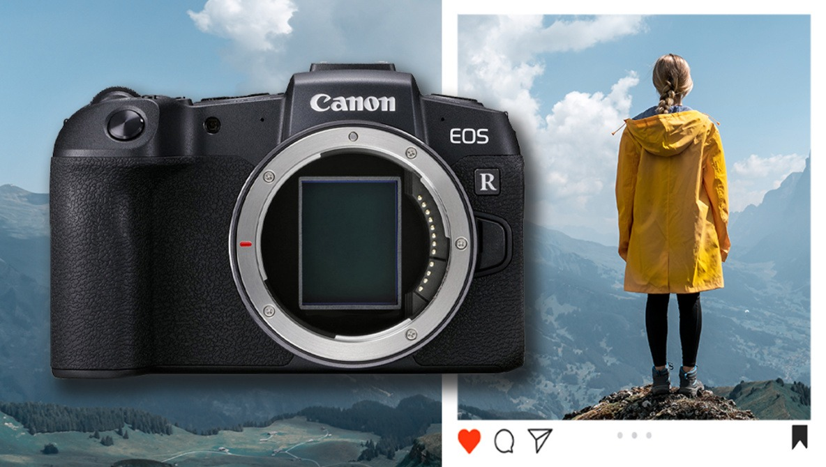 Canon to Release the EOS RiP With Vertical 5:4 Sensor for Instagram Influencers