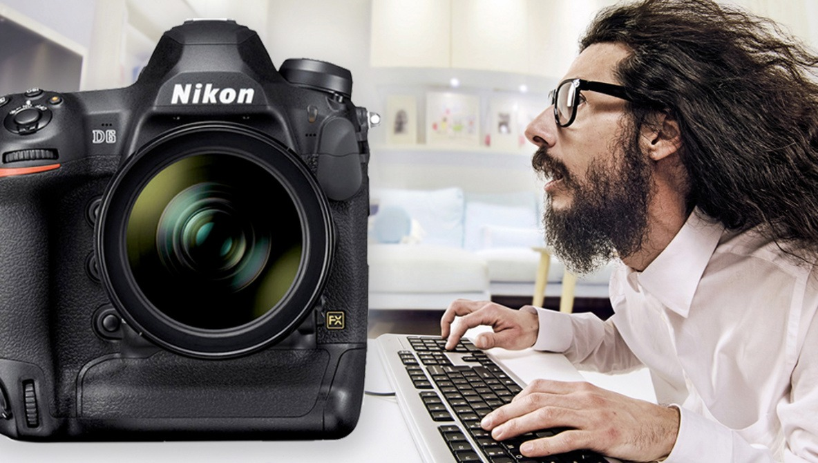 Nikon Continues to Market the D6 with Videos About the D5