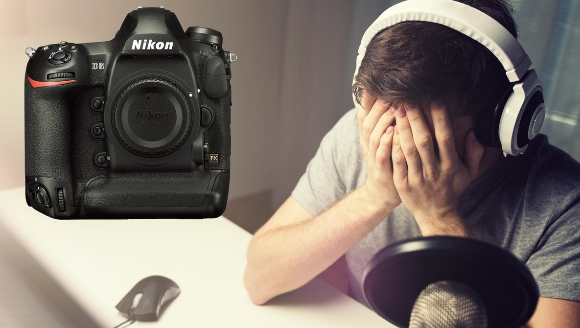 Maybe It's Time to Say Goodbye to Nikon