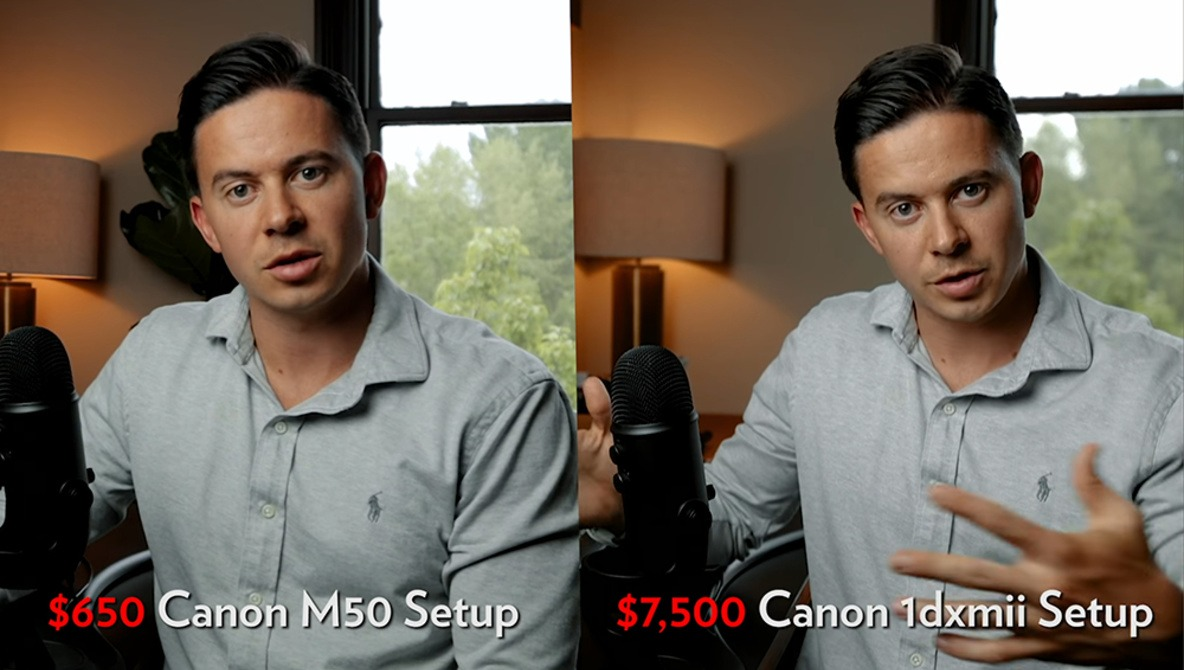 How to Shoot an Interview/Tutorial With Gear Under $1,000