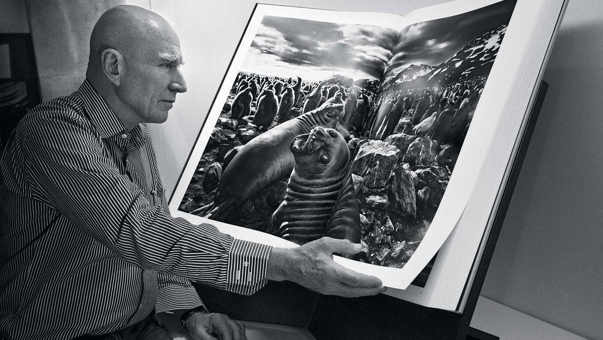 Inspirational Photographers in Focus: What Can We Learn From Salgado's Genesis?