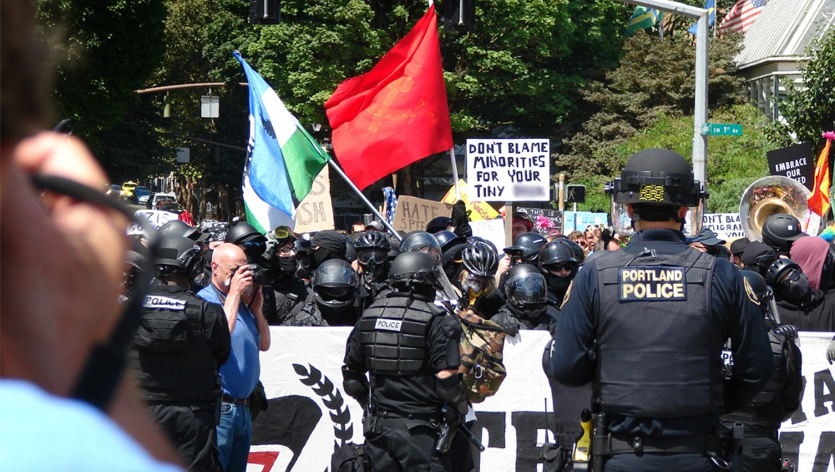 Disabled Photographer Sues Portland Police Over Traumatic Brain Injury Allegedly Caused by Officer