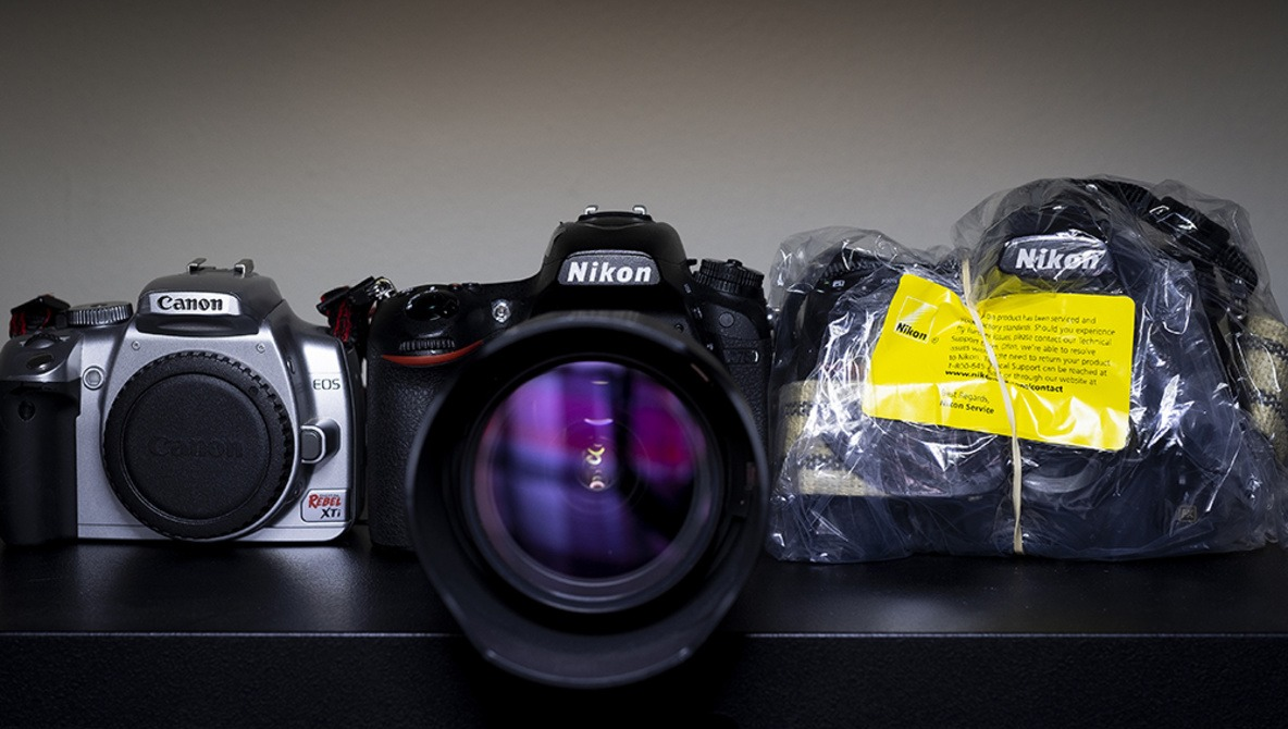 Store Your Cameras for Efficiency, Not Exhibition