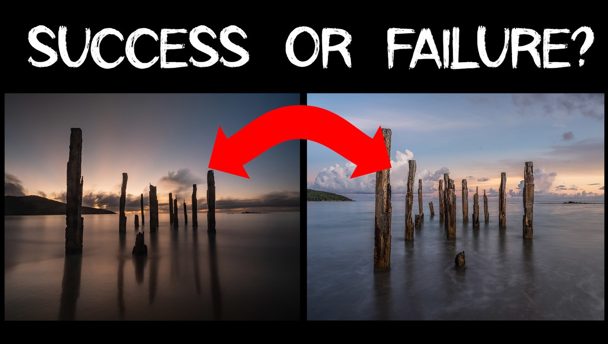 What to Do When Landscape Photography Goes Wrong