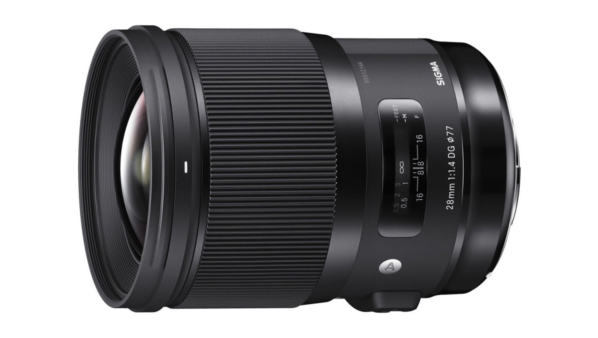 Take $300 off a Sigma Art Lens Today Only
