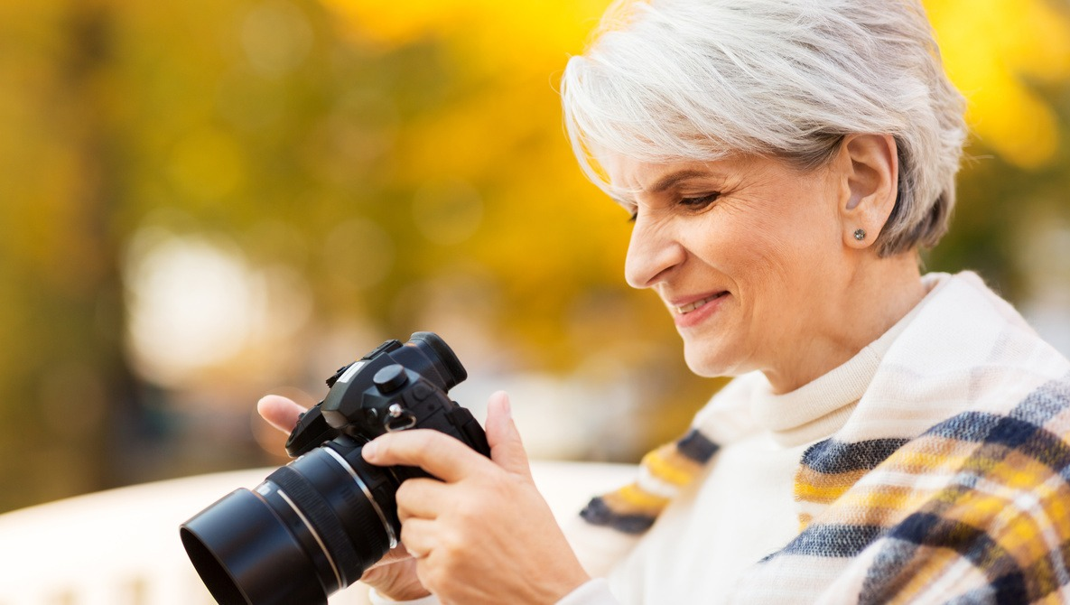 You're Never Too Old to Take up Photography and Now Is the Best Time to Start