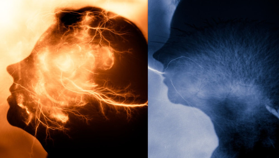 Photographer Uses Static Electricity to Shock Exposed Film for Dramatic Explosion Effects