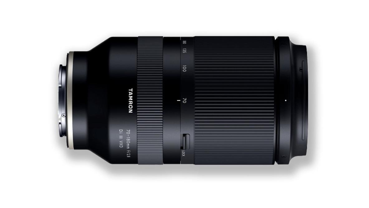 Tamron Announces the 70-180mm f/2.8 Lens for Sony Full Frame Cameras