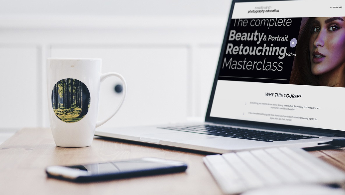 A Retouching Course That Will Set You up for a Career Path as Professional