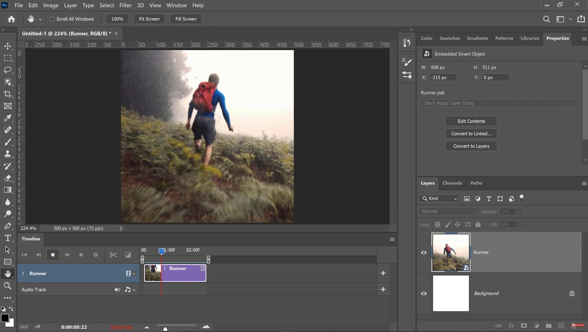 How to Make an Animated GIF in Photoshop, Quickly and Easily