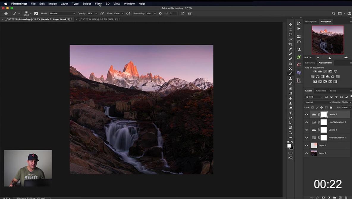 Photoshop Video Tutorials - cover