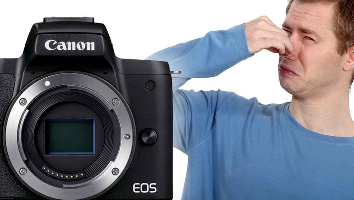does canon m50 lens have firmware