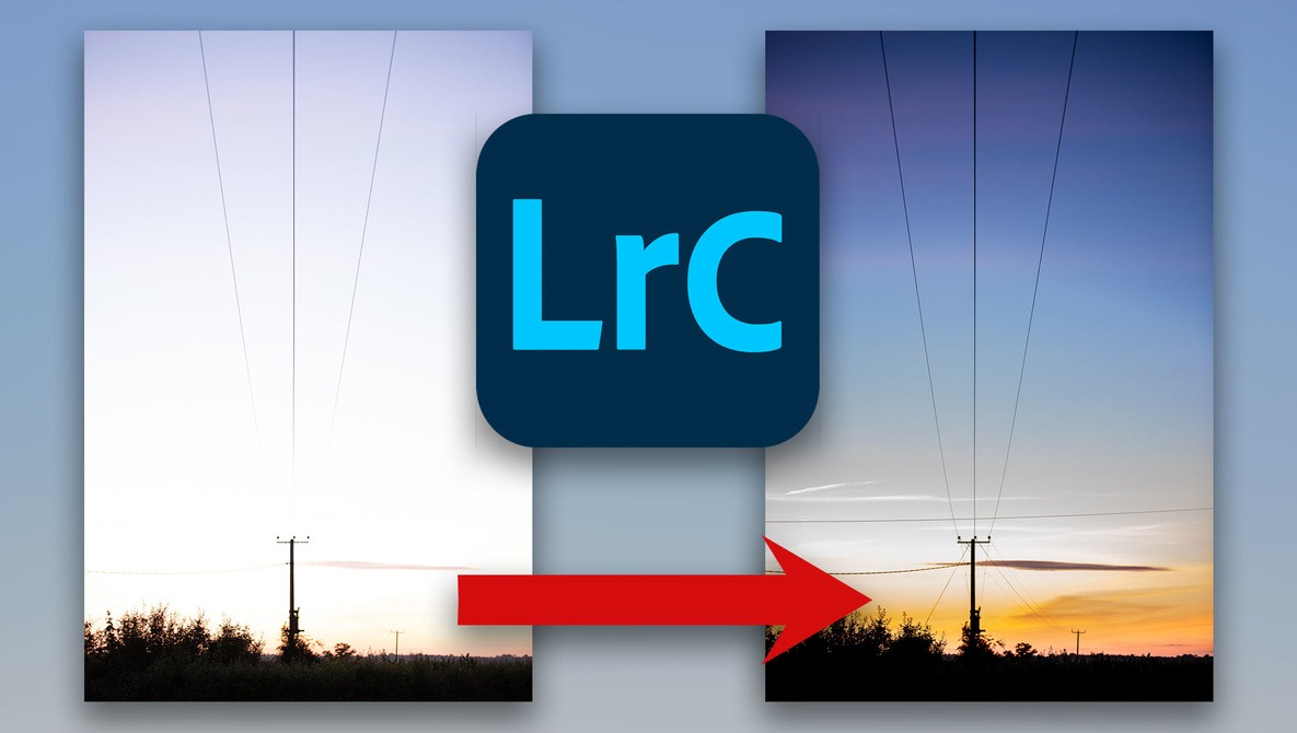 Use Lightroom to Save an Overexposed Photo
