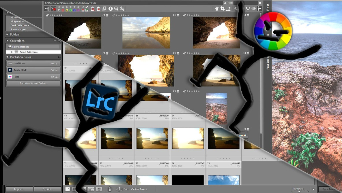 Free and Open Versus Subscription: Is Rawtherapee Ready To Challenge Lightroom's Library?