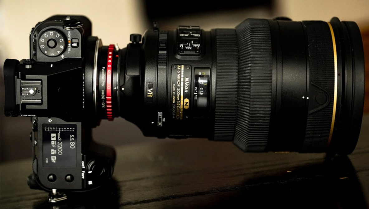 A Look at the Autofocus and Image Quality of the Fujifilm GFX 100S