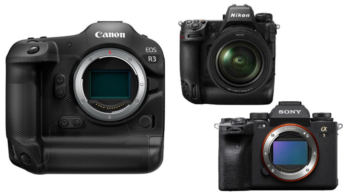 Is Canon's R3 Enough to Challenge the Sony a1 and Nikon Z 9?