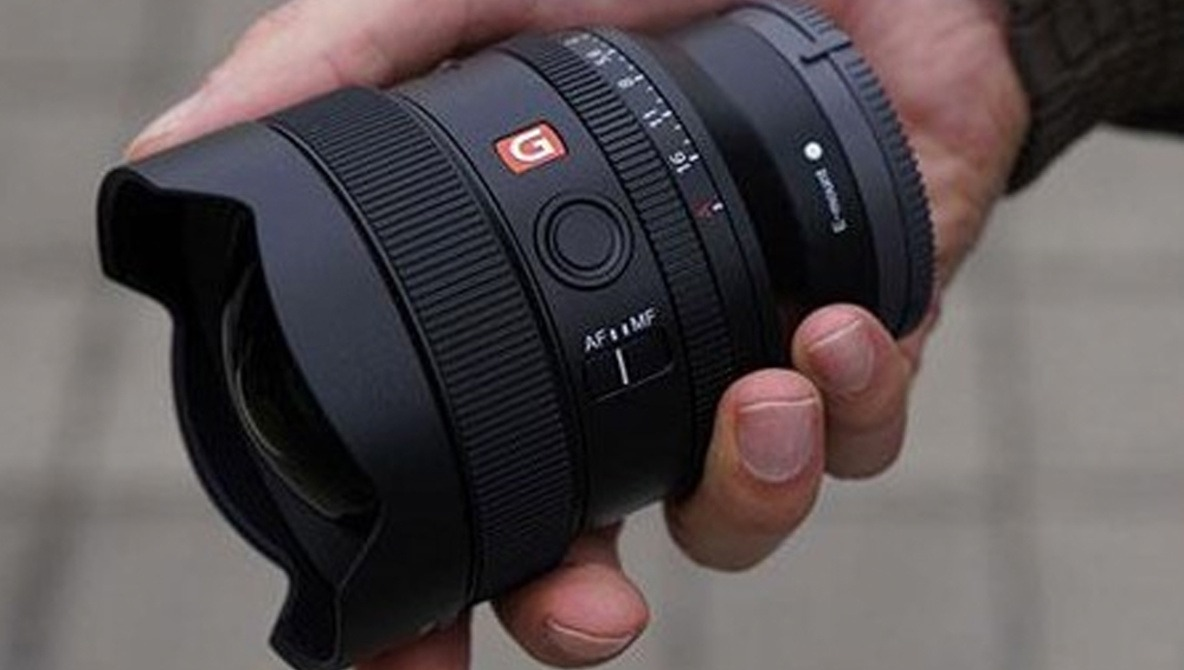It Looks Like Sony Is Planning a Unique and Impressive Lens