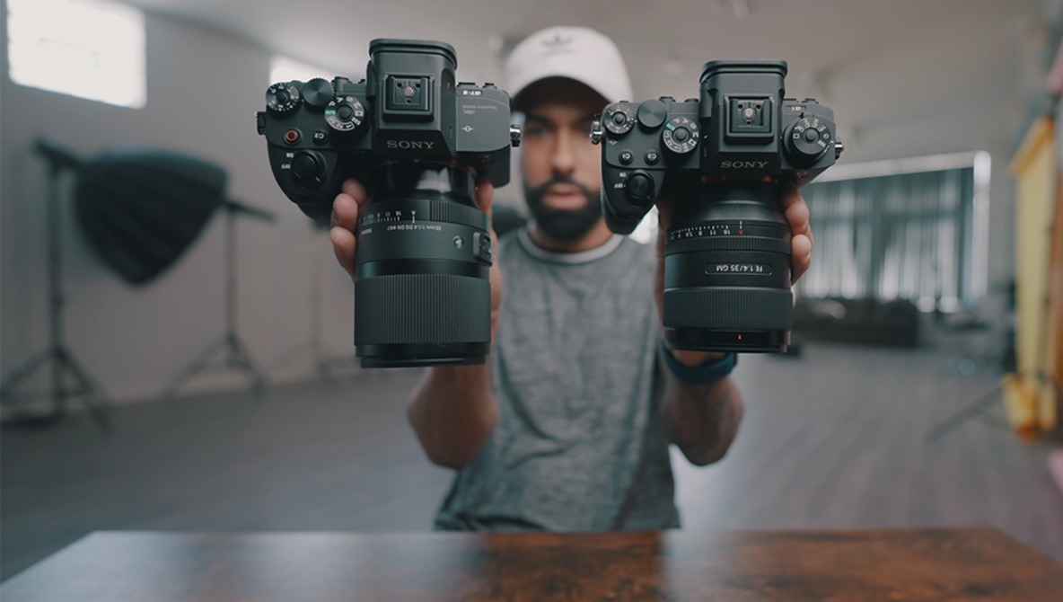 How Does the New Sigma 35mm f/1.4 DG DN Art Compare to the Sony FE 35mm f/1.4 GM?