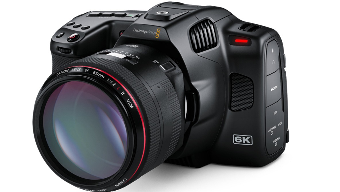 Blackmagic Pocket Cinema Camera 6K Pro: A Review You Need to See!