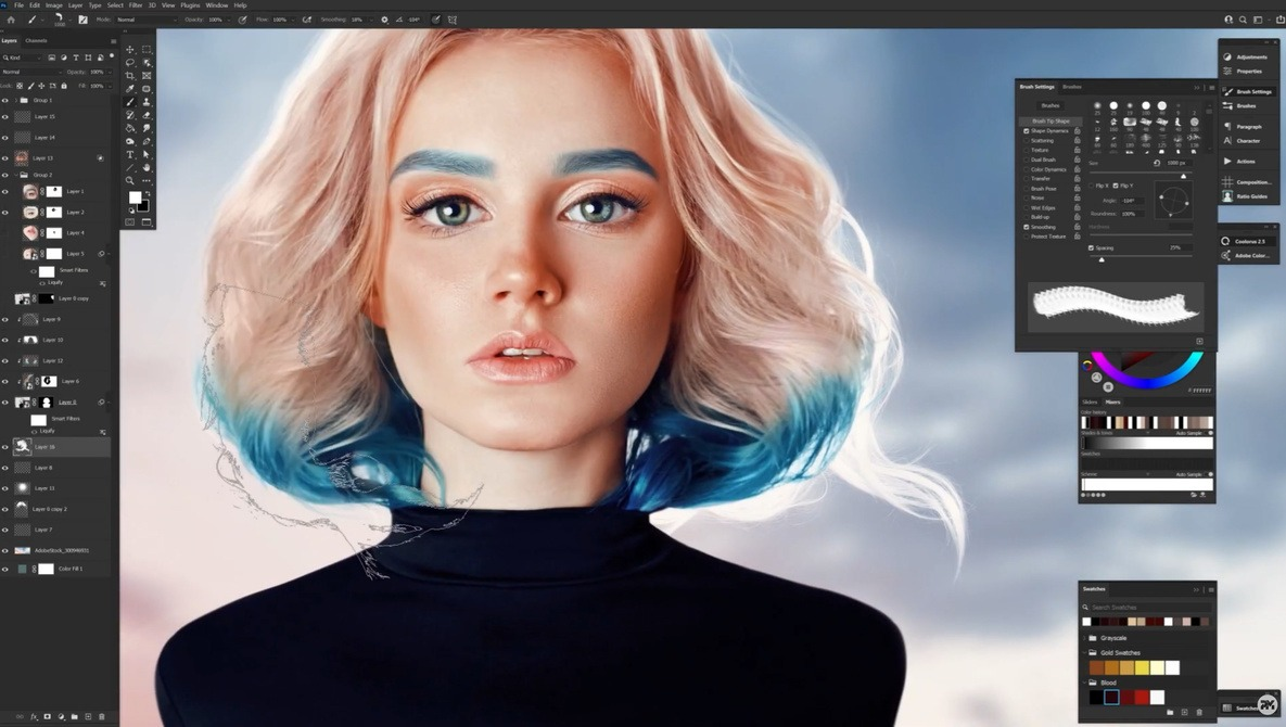 5 Affinity Photo Tools That We Need in Adobe Photoshop