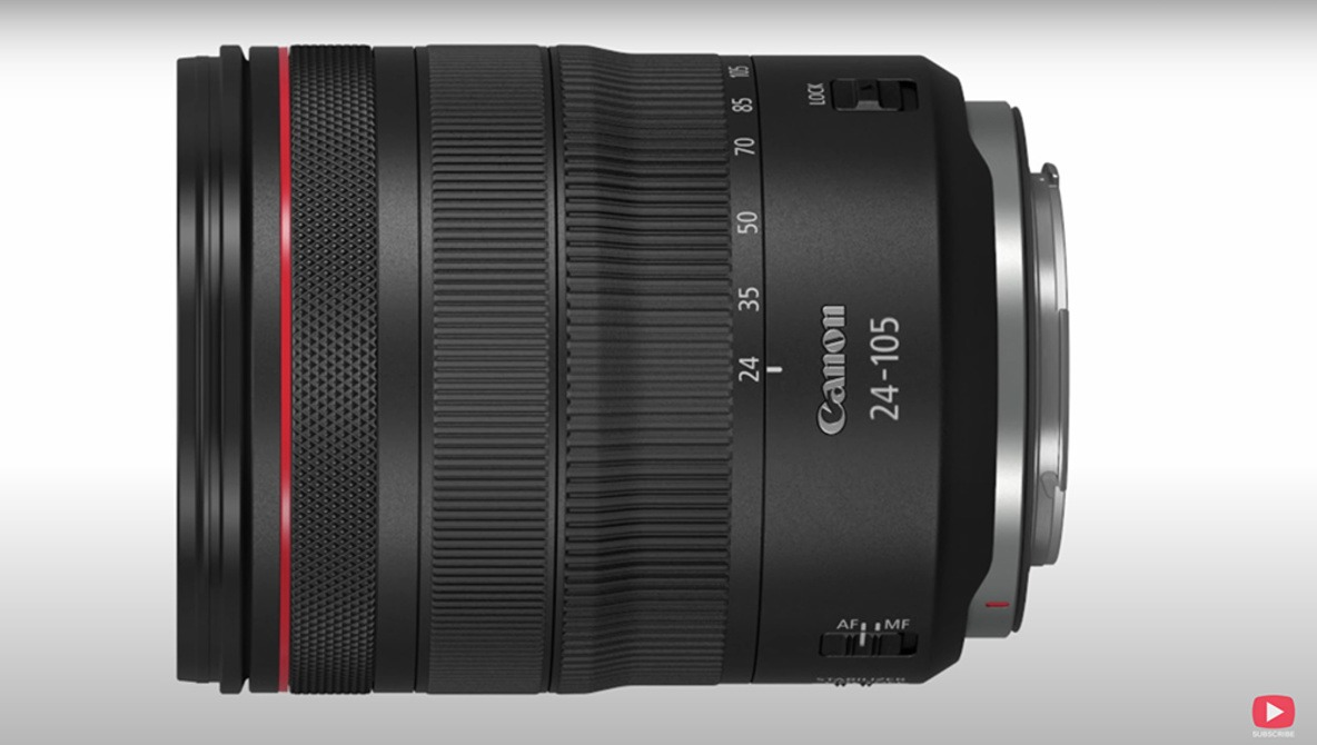 A Review of the Canon RF 24-105mm f/4L IS USM Lens