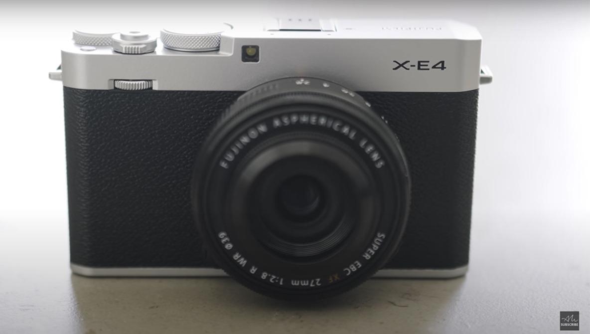 How Good Is the Fujifilm X-E4 Mirrorless Camera?