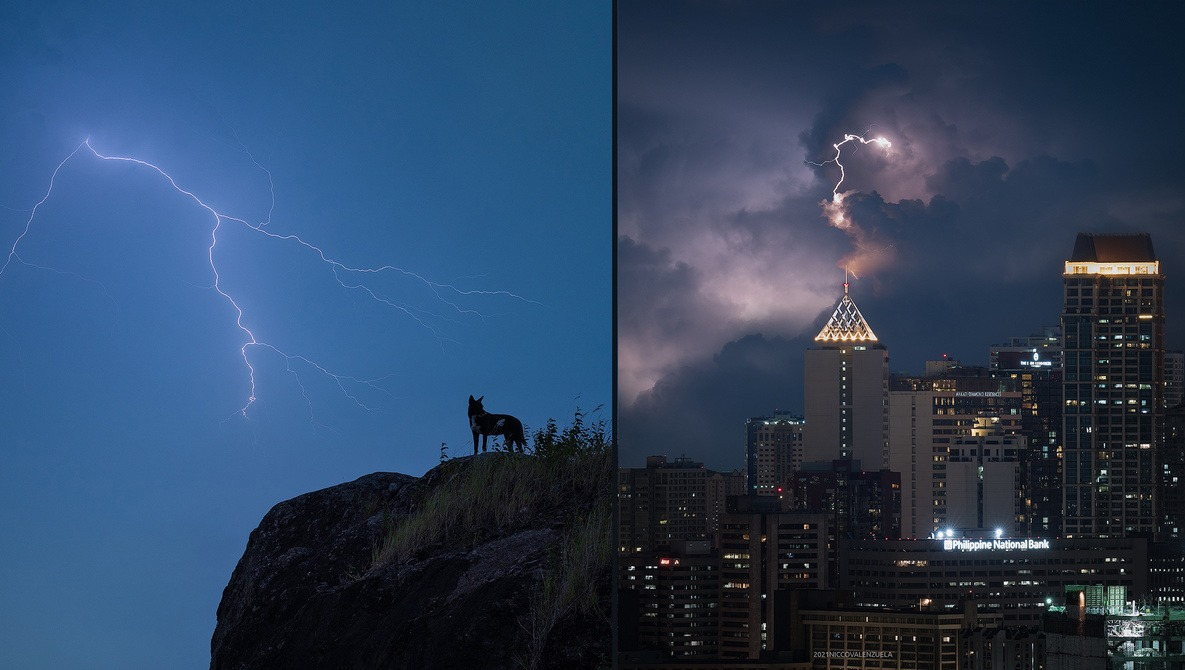 3 Methods for Shooting Lightning Storm Landscapes
