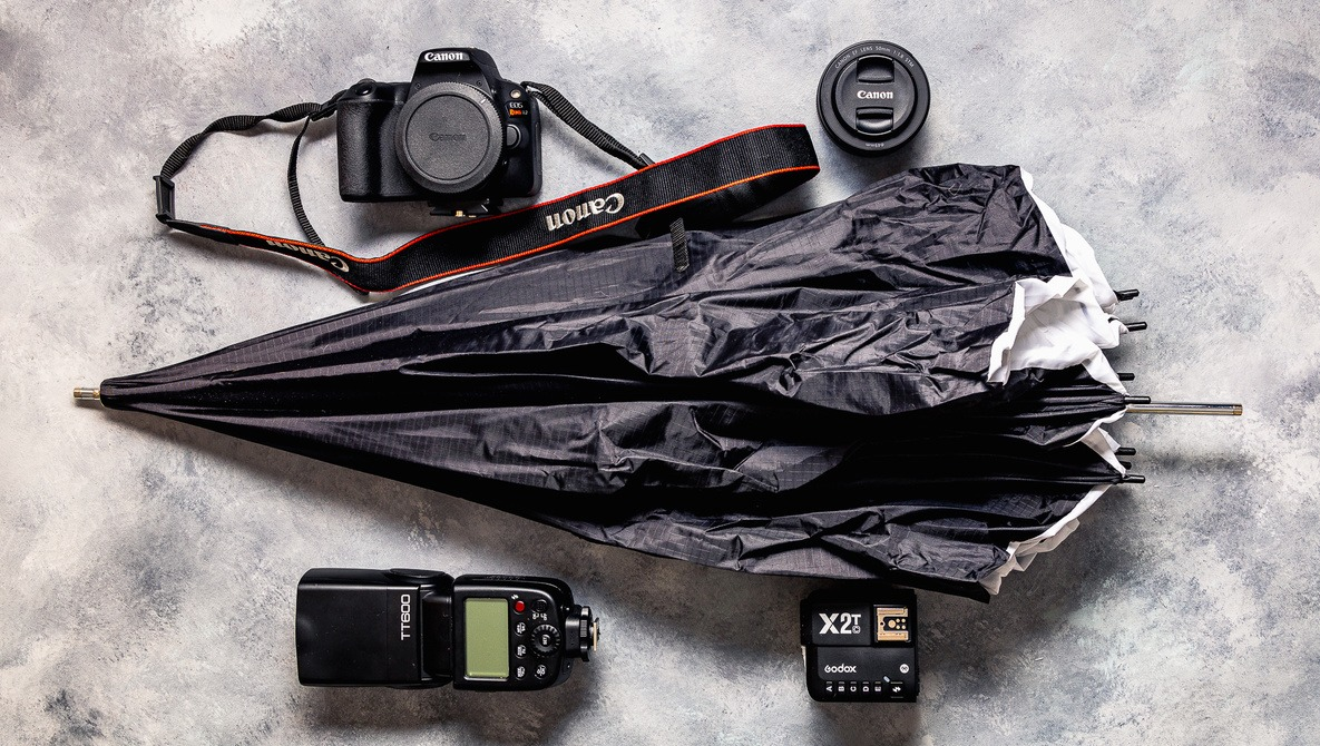 The Gear That Got Me Started in Food Photography