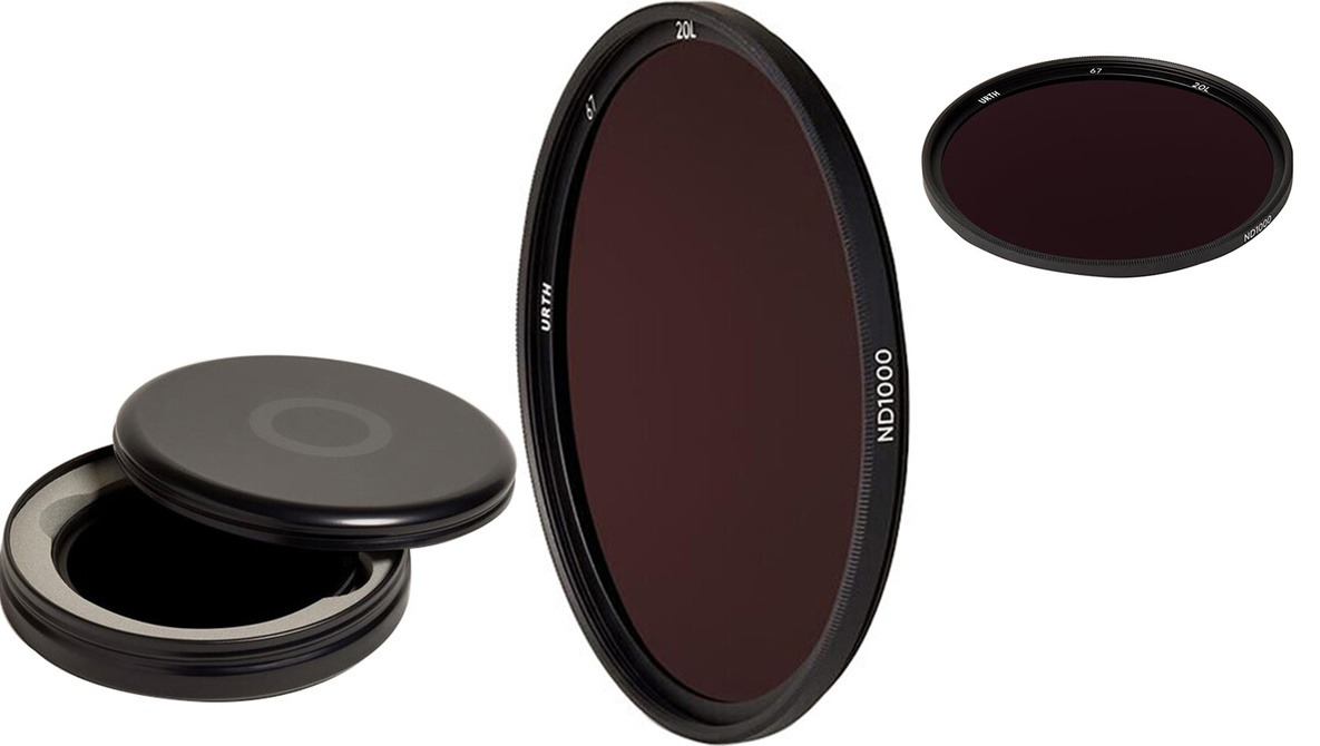 Urth's Professional ND1000 Plus  Filter Explained and Reviewed