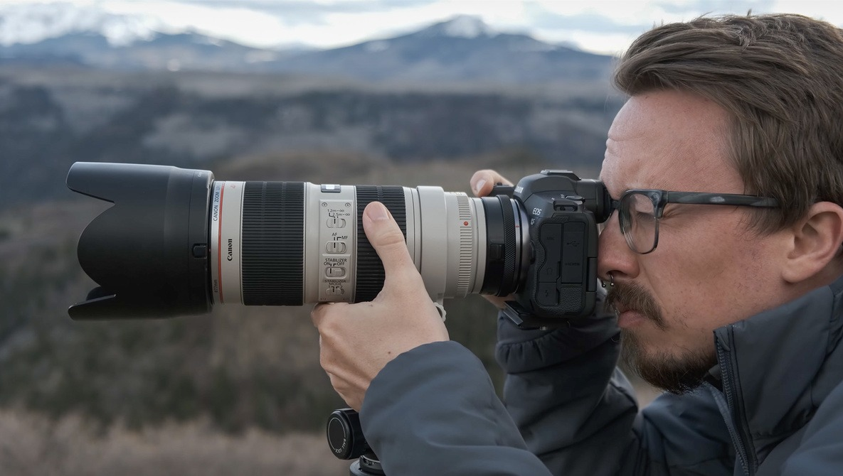 5 Tips for Shooting Telephoto Landscape Photography