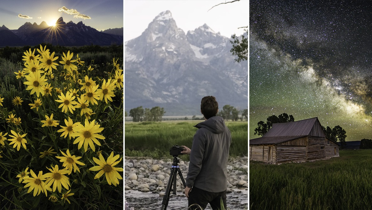 An Entire Day in the Life of a Landscape Photographer From Sunrise to the Milky Way