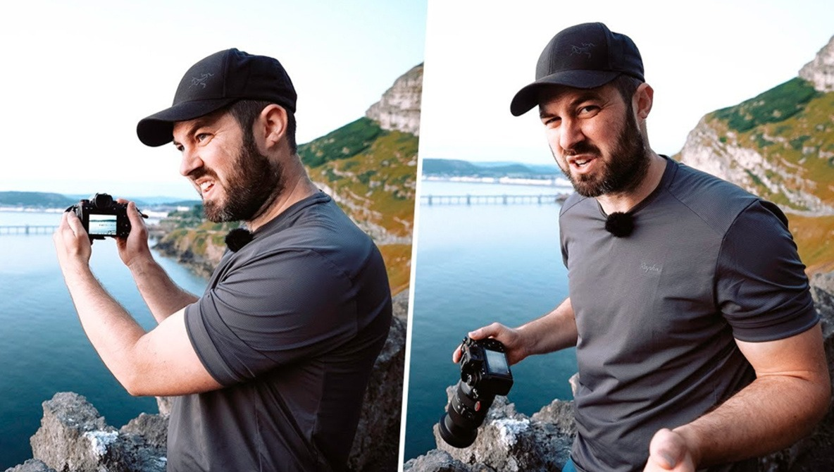How to Get Sharp Photos When Shooting Handheld