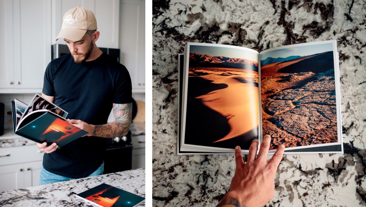 How To Make and Sell Your First Photobook
