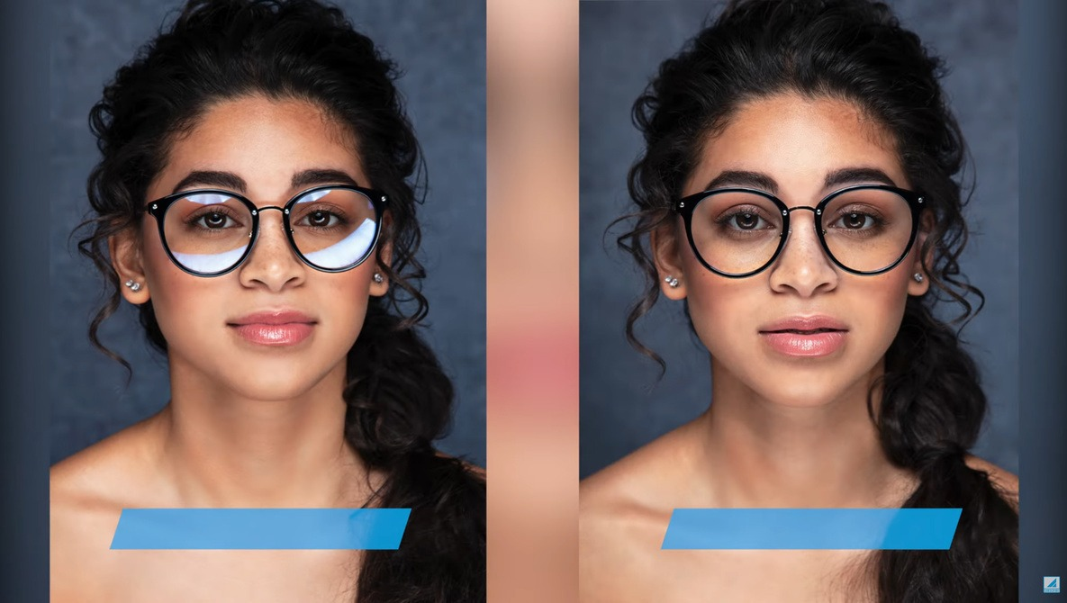 How To Avoid Glare on Glasses in Portrait Photography