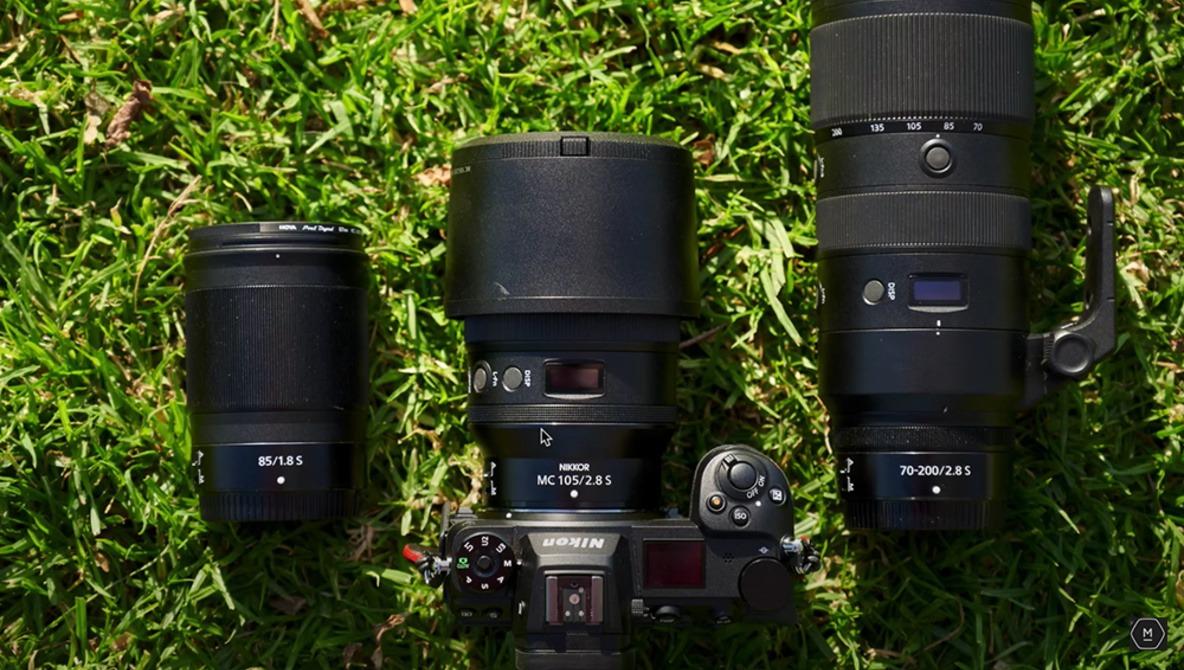 Nikon Z 85mm Vs Z 105mm Vs Z 70-200mm: Which Should You Choose?