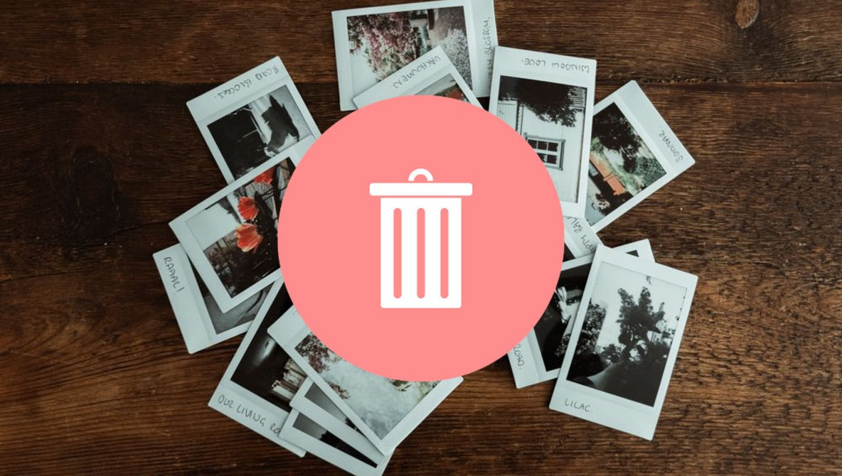 Deleting Photos: When Is It Too Much and Should You Stop?