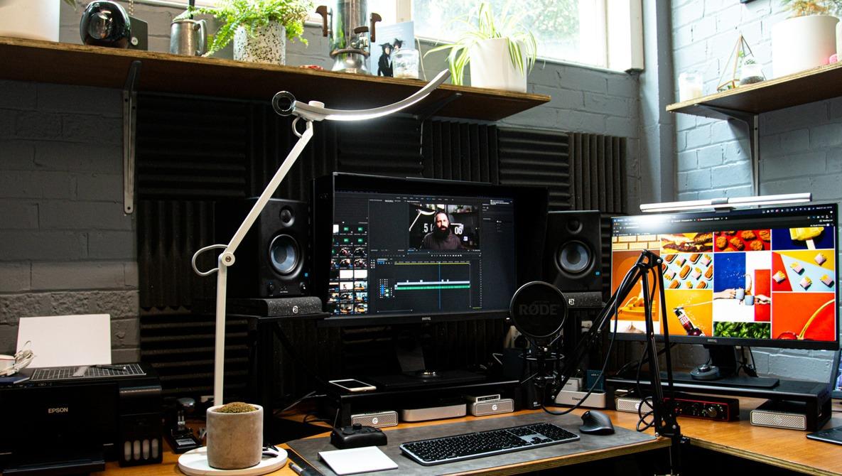A Pro Photographers' Editing Set Up