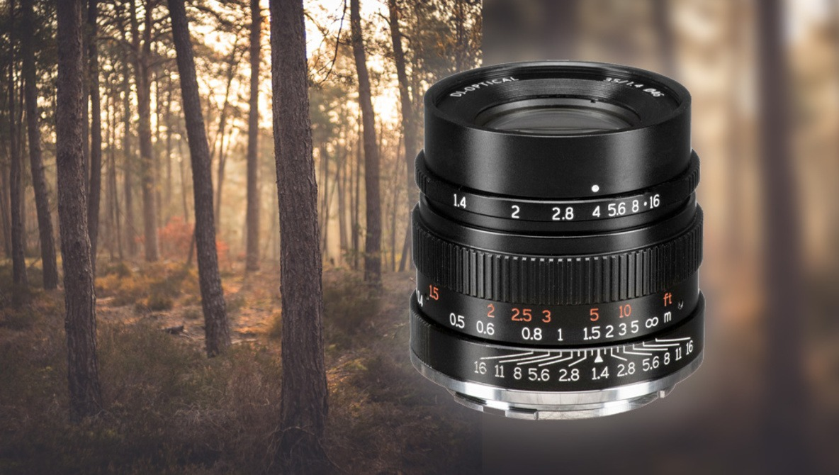 Why Choose a Terrible Lens for Landscape Photography?