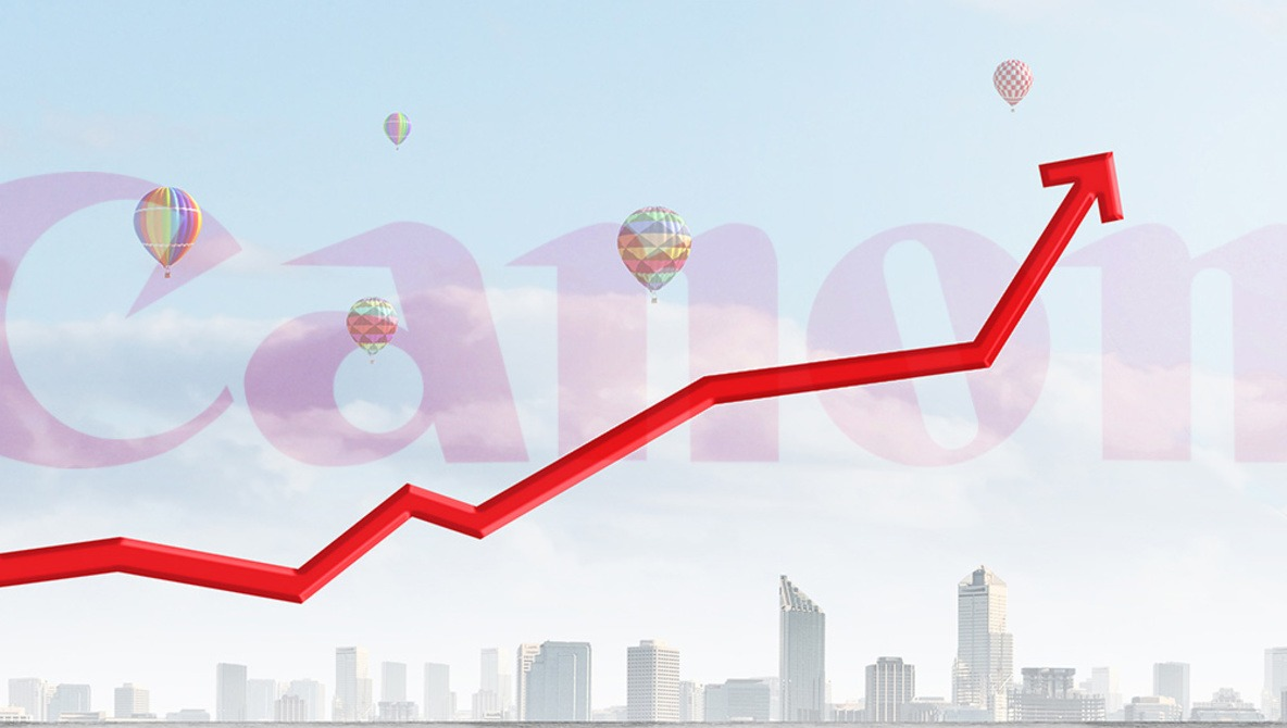 Canon's Latest Financial Results Look Fantastic