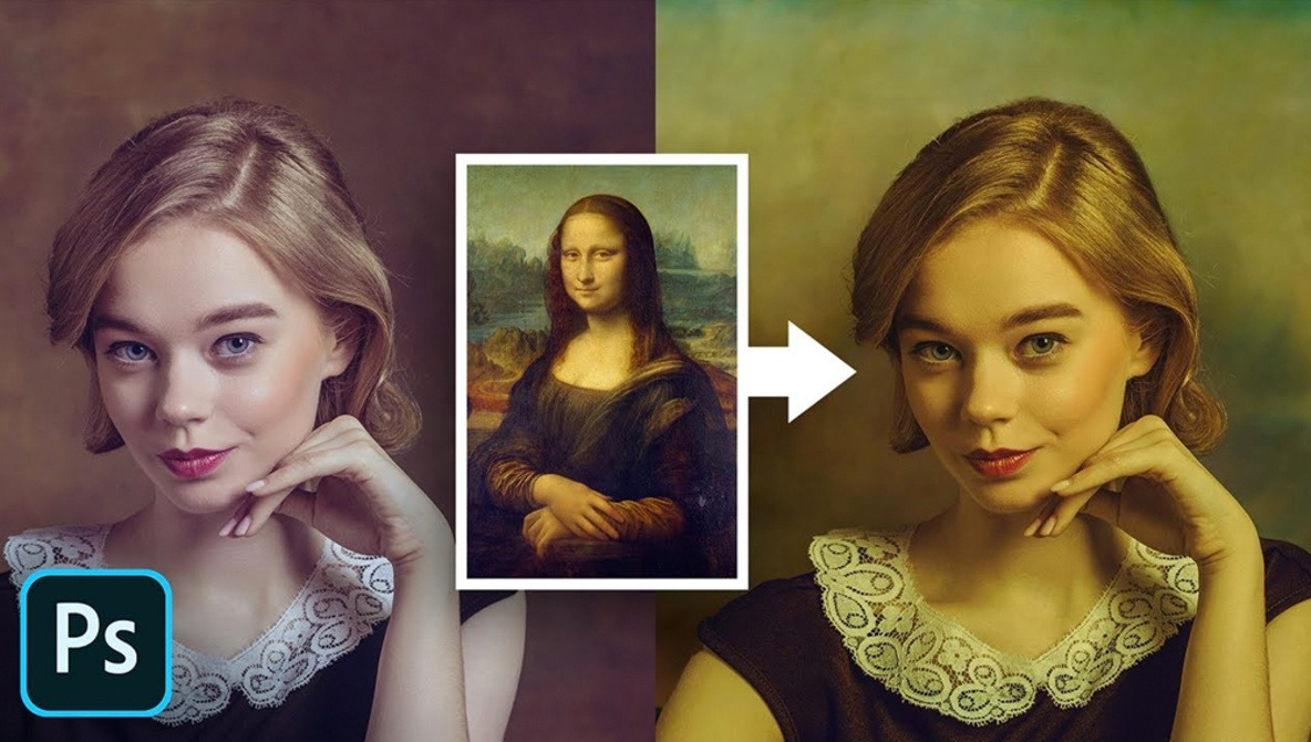 How to Copy the Color Grading of a Painting to Your Photos