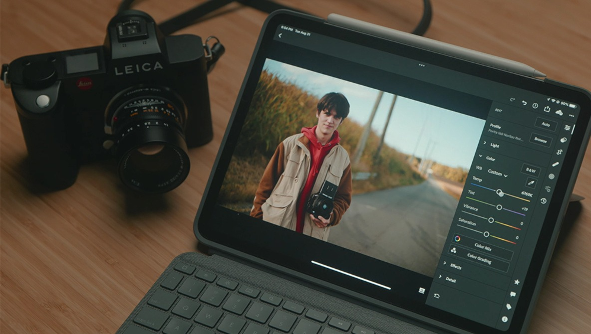 A Look at Three Apps for Editing Photos on Your iPad